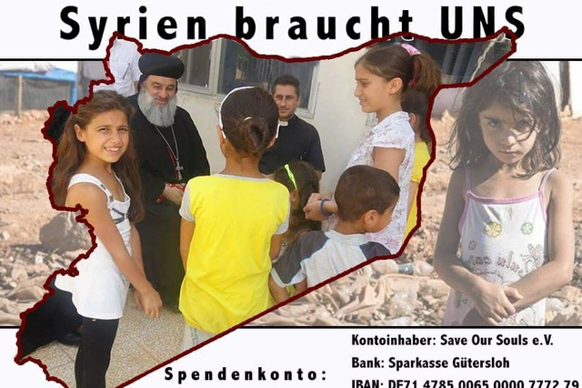 CHARITY CD – Merry Christmas for Syria & Iraq