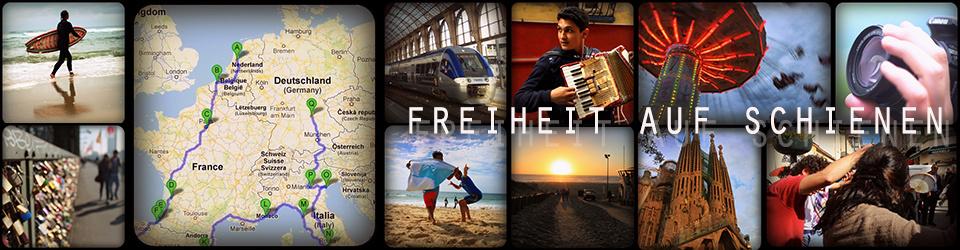 Freiheit auf Schienen - ein Film über das Abenteuer InterRail