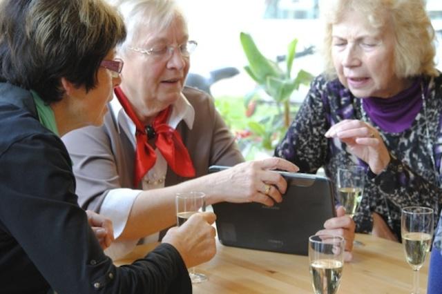 Silver Clips - Oma Lust auf Technik machen