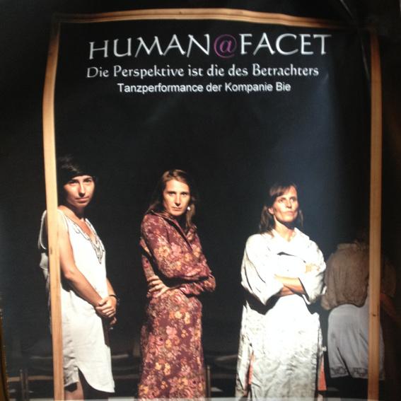 Poster Human@Facet