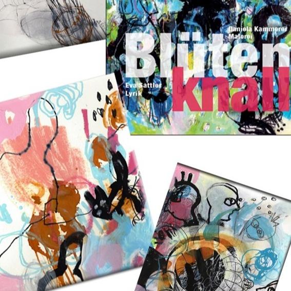 Blütenknall + Kunstwerk + Hör-CD