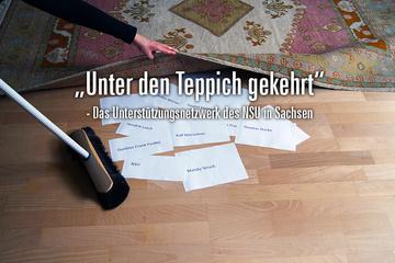 """""""Unter den Teppich gekehrt"""""""