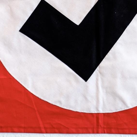 HoGeSatzbau Fahne UNSIGNIERT