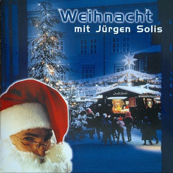 CD Weihnachten mit Jürgen