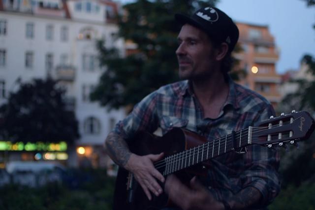 Backyard Variations – Phil Vetters 7tes Album