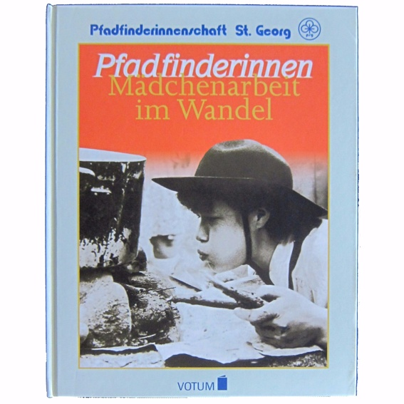 """Buch """"Pfadfinderinnen - Mädchenarbeit im Wandel"""""""