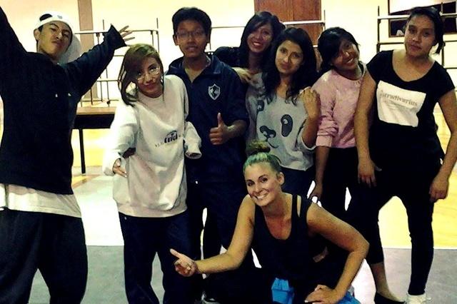 sPERANTO | Soziales Tanz-Filmprojekt Südamerika