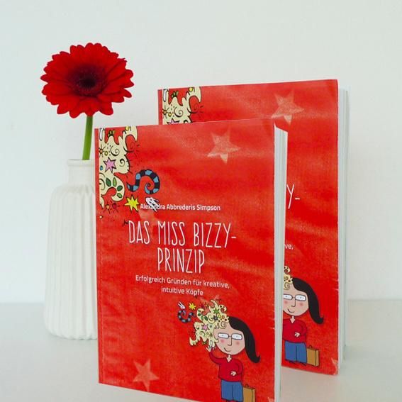 Best Friend Paket - Das Miss Bizzy Buch