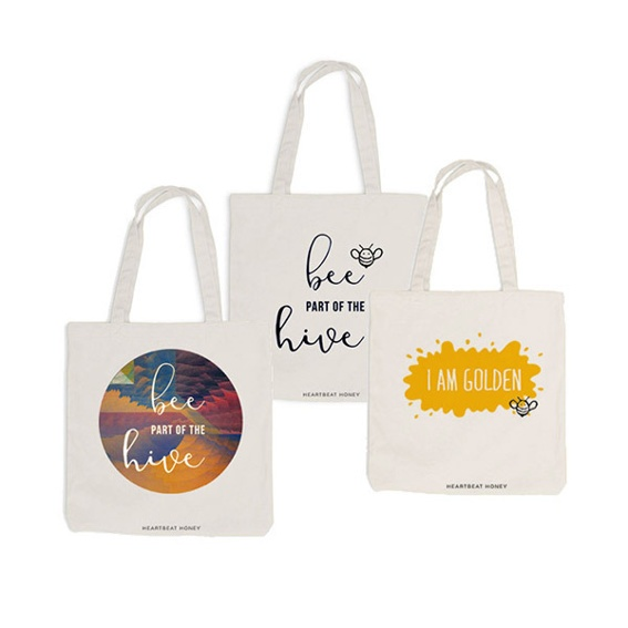 THE NURSING BEE - Our Shopping Bag