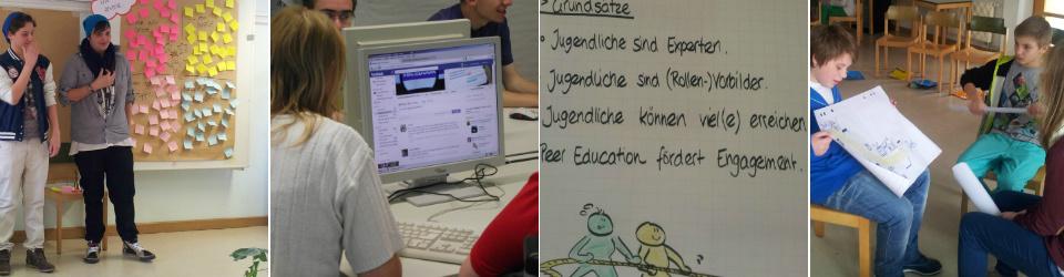Wir zeigen's euch - Ausbildungscamp für virtuelle Welten
