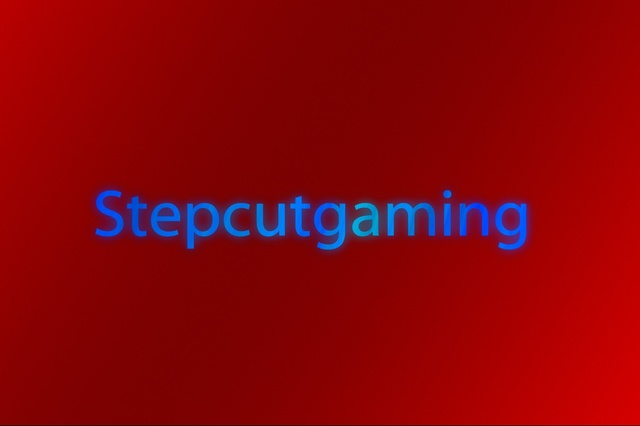 Stepcutgaming - Alles in einem!