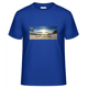 """1 x T-shirt """"Mountains"""" (with theme and WaveFont)"""