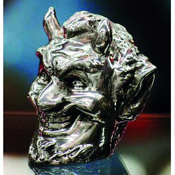 Skulptur Belzer (limitierte Auflage)