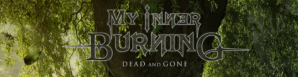 My Inner Burning CD-Produktion