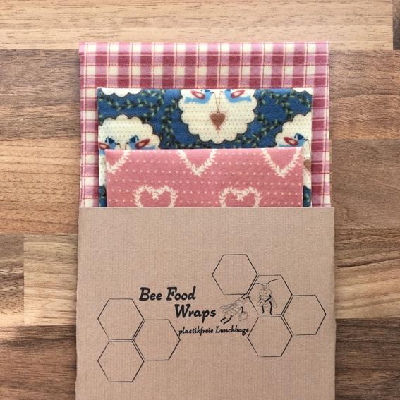 BeeFoodWraps - Starter-Set