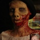 Gastrolle als Zombie