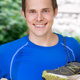 """30 Minuten Skype Coaching mit Matt Frazier + """"No Meat Athlete"""" Laufshirt +  """"No Meat Athlete"""" Buch + Sticker + Button"""