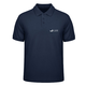 "1 x Polo-Shirt ""Silicon Surfer - blue"""