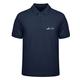 "1 x Polo shirt ""Silicon Surfer - blue"""