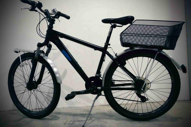 Plus-Click variables Transportsystem für Bikes