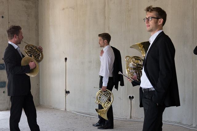 Wagner & Verdi 2013: Herbert Rosendorfer und Germanhornsound