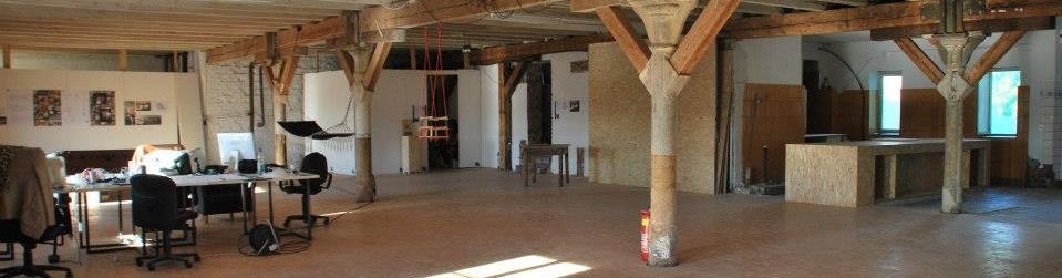 Feuertreppe für Kreativprojekt Offene ArchitekTür