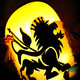 """Jah Light Lampe """"Marching Lion"""", limited edition"""