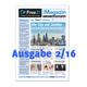 Free21 - Das Magazin Ausgabe 02/16