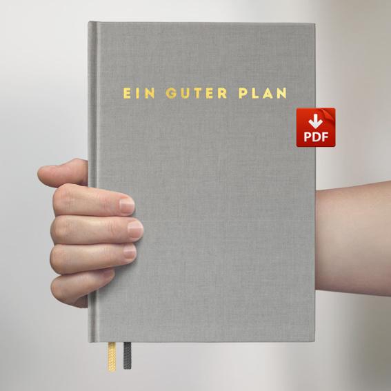 Ein guter Plan als E-Book