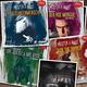 »Meister der Angst« Alle 4 Titel der Reihe mit 4 signierten Motivkarten aus dem Projektionskontext inkl. Versand