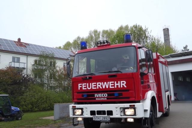 Vorwarn-app für Annäherung von Rettungsfahrzeugen