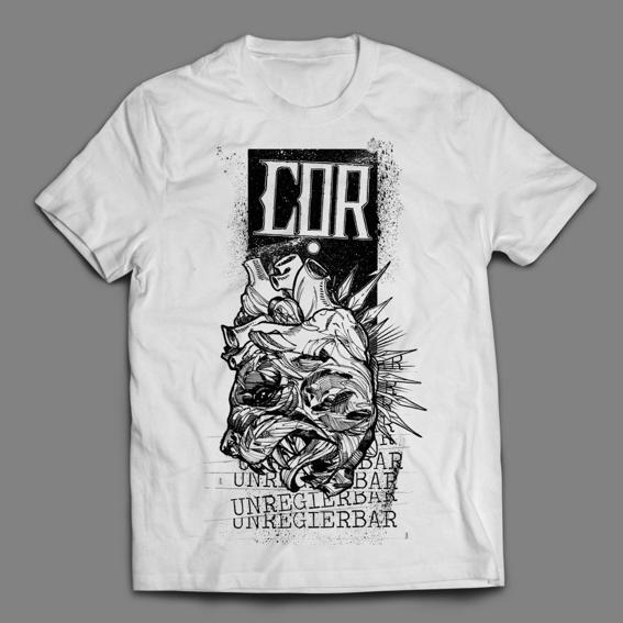 "COR ""Unregierbar"" T-Shirt"