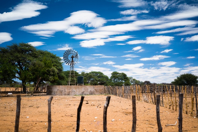 In between rags and riches - The way we see Namibia