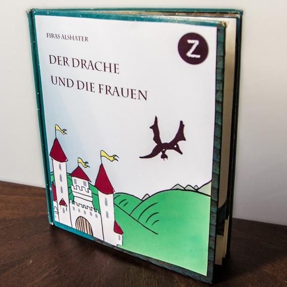 """Märchenbuch """"Der Drache und die Frauen"""" - signiert"""