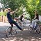 CD + Widmung + Fahrradbummel mit Zweckgemeinschaft