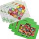 Postkarten-Set, 2 Motive à 3 Stück