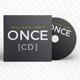 """ONCE"" – CD (inkl. Versand)"