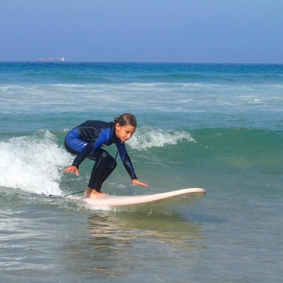 drei Nächte und Surf oder Reiten