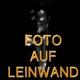 SW Foto von Iwan auf Leinwand 60x40