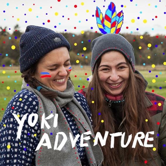 YOKI Adventure mit Nina & Pamela