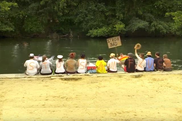 Stuss am Fluss Festival 2016
