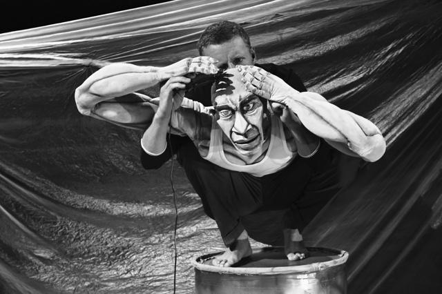 Michael Kohlhaas - Figurentheater für Erwachsene