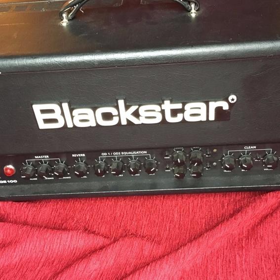Marvins alter Gitarren-Amp (Blackstar HT Stage 100)