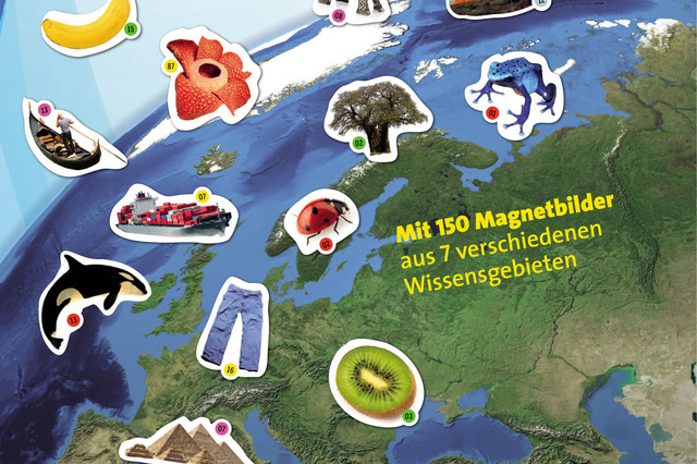 Magnet-Spielbuch one earth kids