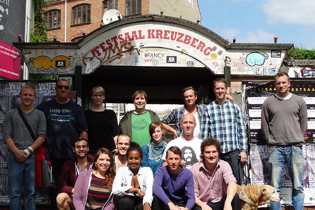 Festsaal Kreuzberg -Wiederaufbau