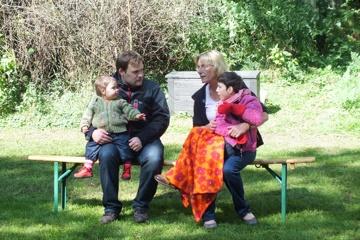 Inklusionsausflüge mit unheilbar kranken Kindern