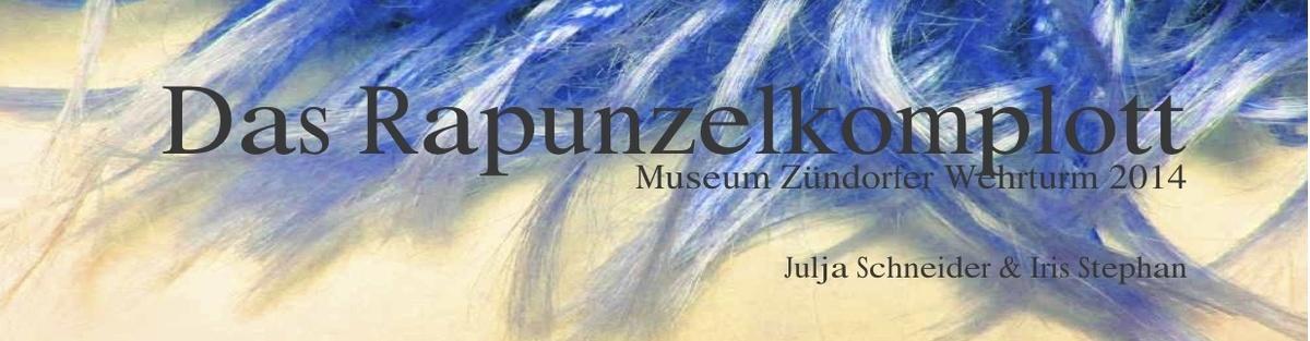 Das Rapunzelkomplott. Der Katalog zur Ausstellung