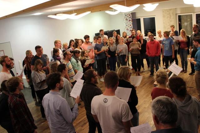 Jazzchor @ World Choir Games 2016