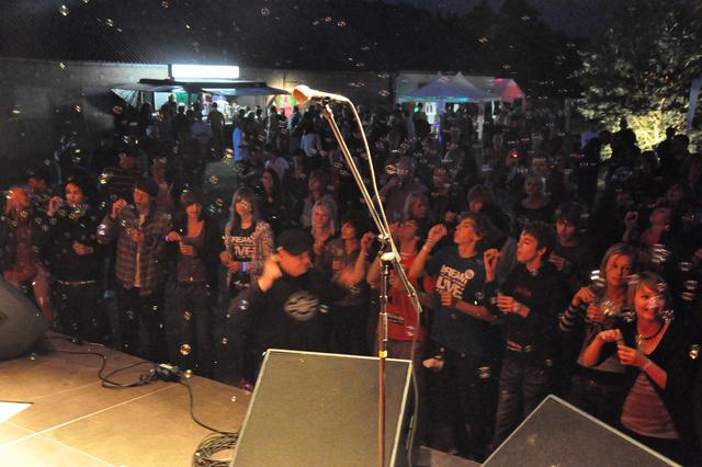 RoQ keeps equality Festival 2016