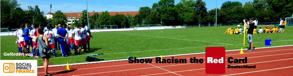 Show Racism the Red Card - Dokufilm für Kinder und Jugendliche